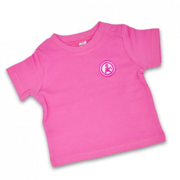 """""""Emma"""" T-Shirt mit Stickemblem"""