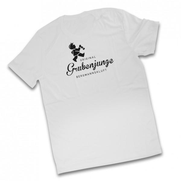 Grubenjunge T-Shirt (weiß)