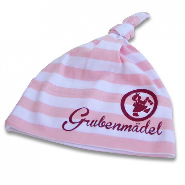 Grubenbaby Girls One Knot Hat