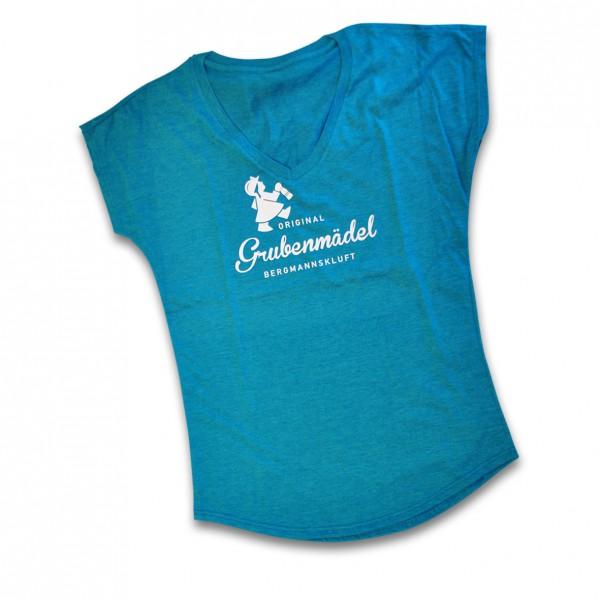"""""""Schnalle"""" Shirt mit kurzem Arm"""