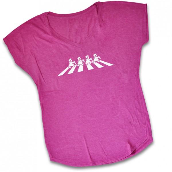 """""""Abbey Road"""" Damen kurzarm Shirt"""