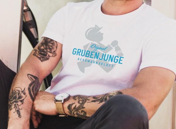 """Grubenjunge T-Shirt """"Schichtmeister"""""""