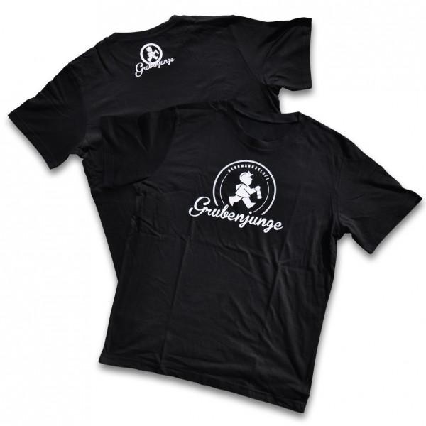 Grubenjunge T-Shirt (schwarz)