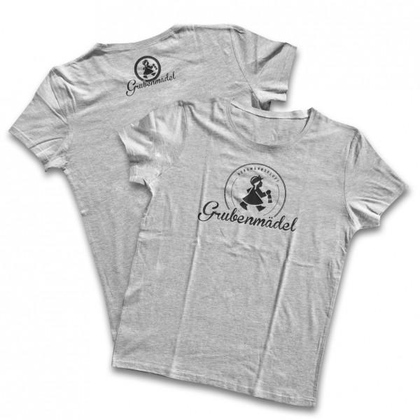 Grubenmädel T-Shirt (grau)