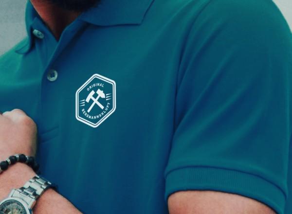 """""""Grubentracht"""" Polo-Shirt"""