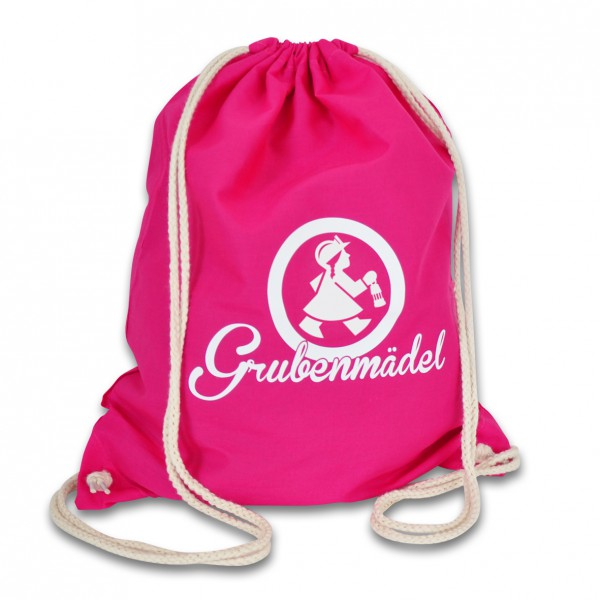 "Grubenmädel ""Bergmanns-Beutel"" (pink)"