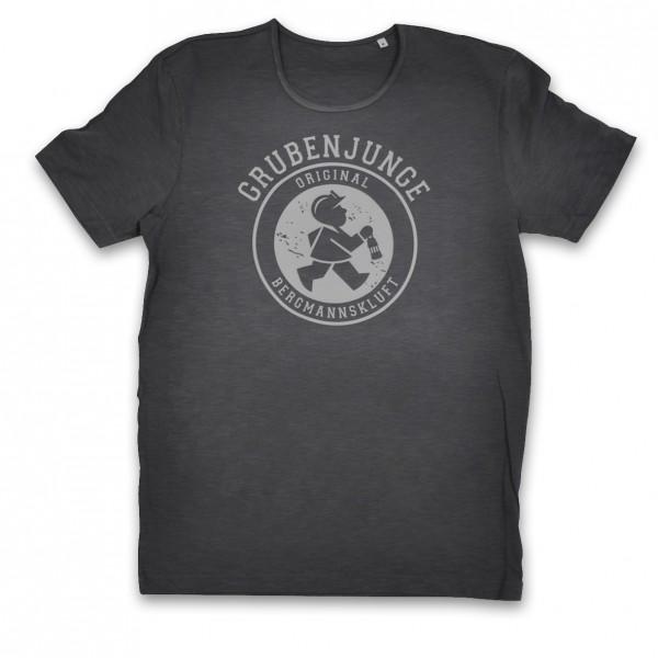 Grubenjunge T-Shirt (dunkelgrau)