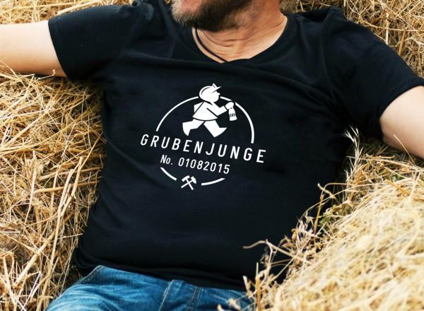 "Grubenjunge T-Shirt ""Bergmeister"""